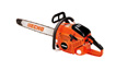 Echo CS-8002 Heavy Duty Commercial Chainsaw