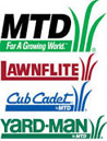 Lawnflite, Cub Cadet, Yardman and MTD Spare Parts